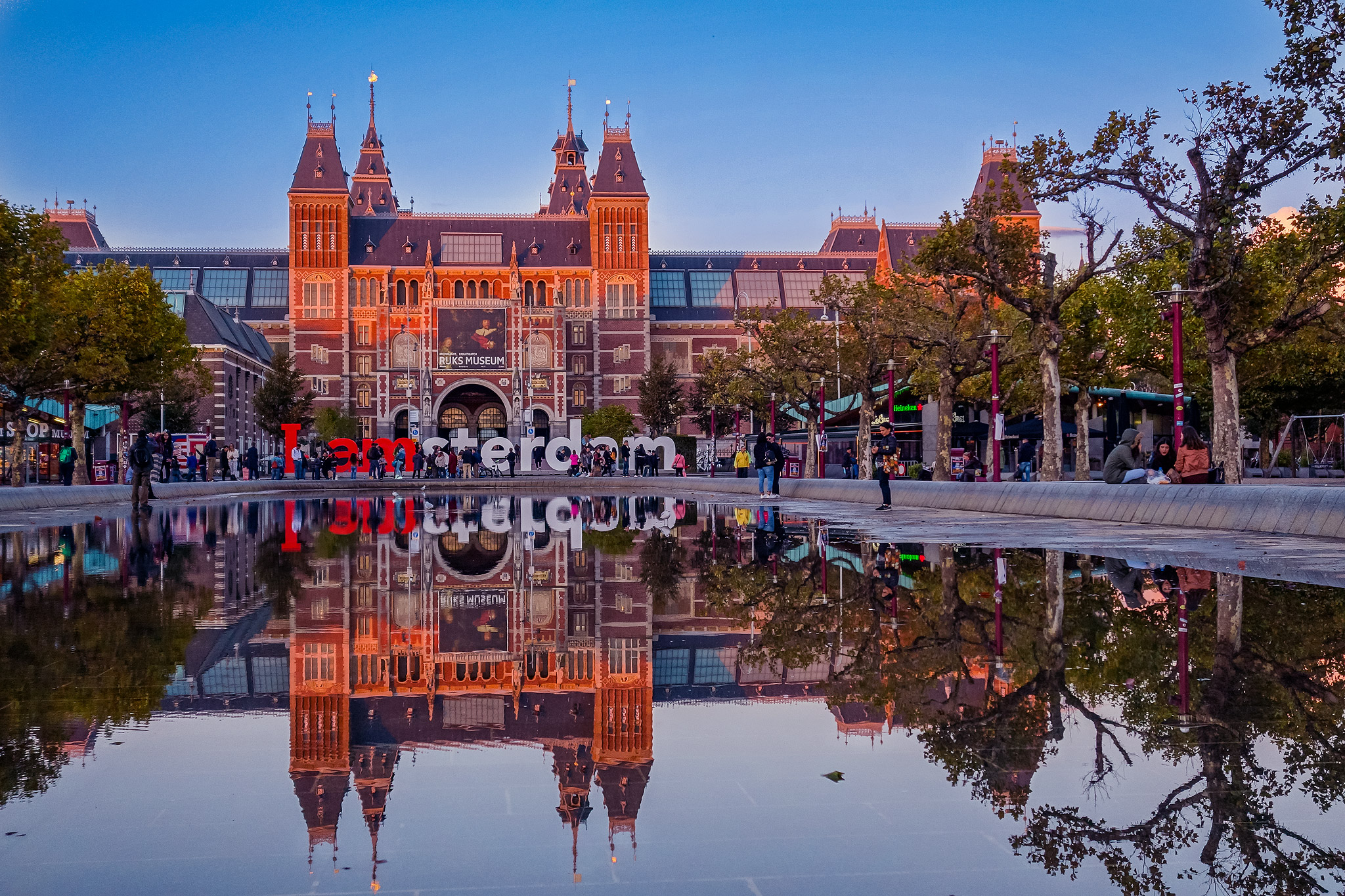 Hotel And Flights To Amsterdam From London